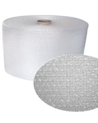 2 Rolls Of Small Bubble Wrap Size 300mm x 100m Protective Cushioning Packaging