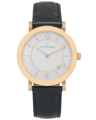 Carl F. Bucherer 18K Rose Gold Adamavi Automatic Men's Watch - 00.10307.03.16.01