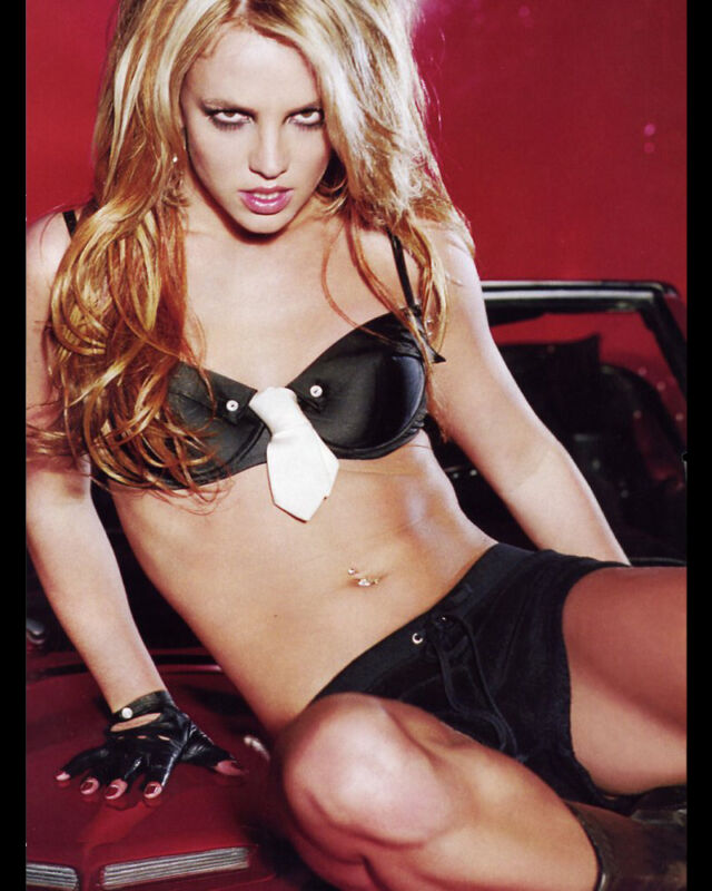 BRITNEY SPEARS 8X10 PHOTO PICTURE SEXY HOT CANDID 109