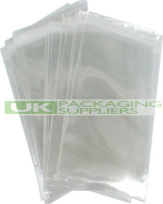 1000 CLEAR PLASTIC A4 9 x 12