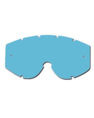 2 X pro Grip Motocross Schutzbrille Ersatz Rolle auf Linse Anti-nebel & Kratzer-