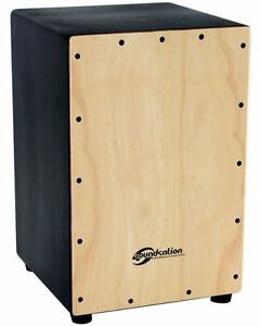 SOUNDSATION-SCAJ-20-Cajon-in-legno-professionale