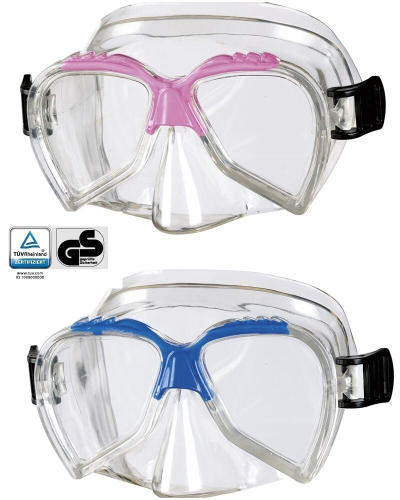 Schwimmbrille Taucherbrille Tauchermaske für Kinder ab 4 Jahre Beco Ari