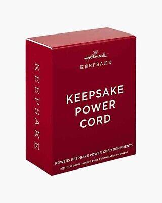 Hallmark Keepsake Ornaments 2019 KEEPSAKE POWER CORD