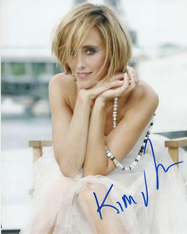 KIM RAVER SIGNED AUTOGRAPH 8X10 PHOTO - GREY'S ANATOMY, 24: LIVE ANOTHER DAY