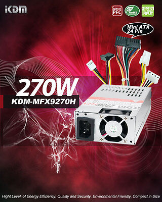KDM Ac Bel Pc6012 Pc6034 Power Supply For Hp Slimline Cy27.1