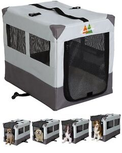 Soft Sided Dog Crate
