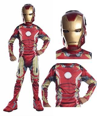 Faschingskostüme Kinder Iron Man The Avengers Ps 22866 (Avengers Kinder Kostüme)