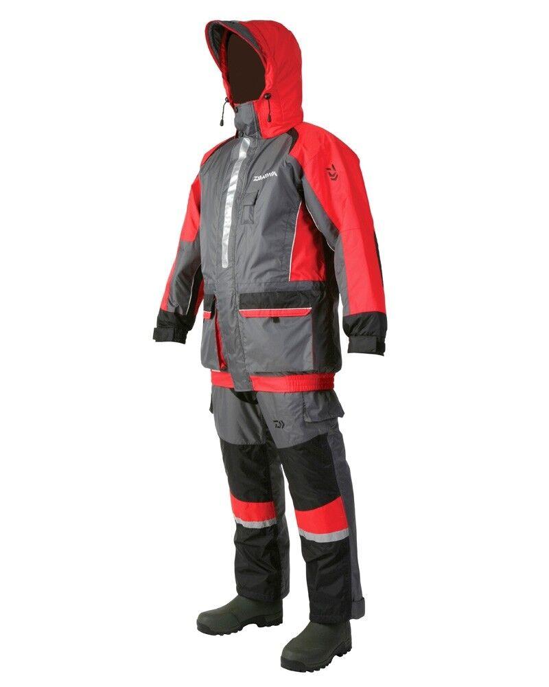 Daiwa Entec 2 Piece Flotation Suit *All Sizes* NEW Sea Fishing Suit