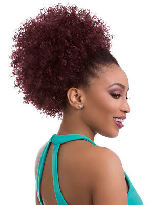 (NATURAL AFRO 10 - SENSATIONNEL INSTANT PONY SYNTHETIC DRAWSTRING PONYTAIL)