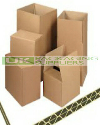 60 x STRONG THICK XL PACKING REMOVAL BOXES SIZE 76 x 50 x 50cm