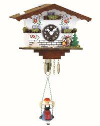 Black Forest Clock Swiss House TU 105 S NEW