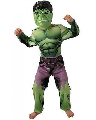 Faschingskostüme Kinder erstaunliche Hulk The Avengers PS 05016 ()