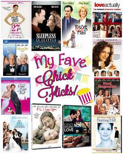 Ultimate List of Chick Flicks
