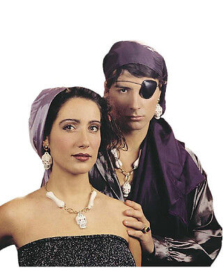 Set Accessori per Costume Carnevale Pirata e Piratessa Adulto *19989