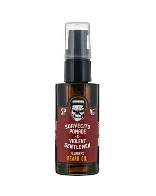 Suavecito Pomade - Violent Gentleman Playoffs BEARD
