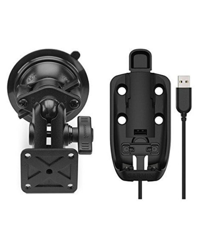 Garmin Support Powered With Suction For Inreach Powered Mount With RAM Suctio