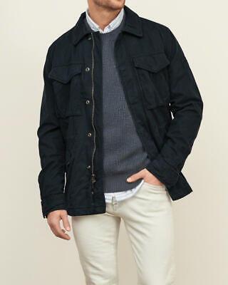 Mens Abercrombie & Fitch Adirondack Jacket Coat 132-328-0868-200 Size XL
