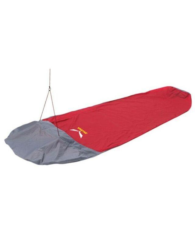 Salewa Powertex Bivybag II Bag Bivouac, Red/Anthracite