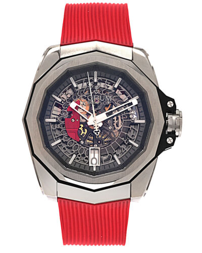 CORUM ADMIRAL'S CUP AC-ONE 45 MISFIT AUTOMATIC MEN'S WATCH  $11,500 - watch picture 1