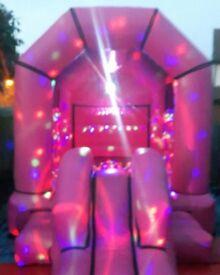 AA bouncy castle hire