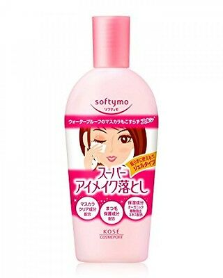 softymo Super point Makeup Remover 230ml Kose