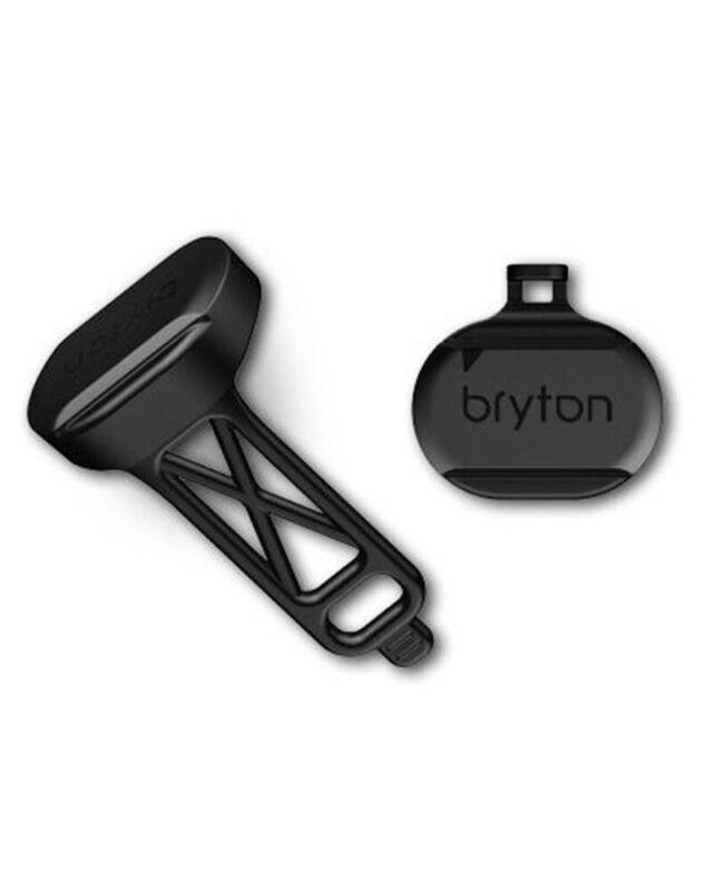 Bryton Sensor Speeds Front Blue Streak (Without Magnet - To Hub)