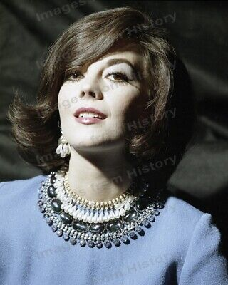 8x10 Print Natalie Wood Beautiful Portrait #5502495
