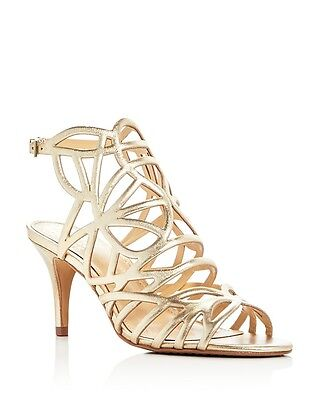 Gold Egyptian Sandals (Vince Camuto Women's PELENA Suede Gladiator Dress Sandals, Egyptian Gold)