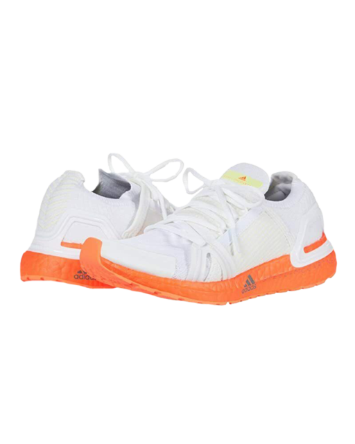 White Women's Athletic Sneakers