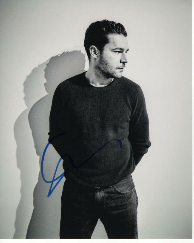 CHRISTOPHER ABBOT SIGNED AUTOGRAPH 8X10 PHOTO - STUD THE SINNER, GIRLS FIRST MAN