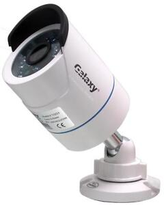 New - GALAXY HIGH DEFINITION SECURITY CAMERAS with NIGHT VISION - Weather Proof for INDOOR - OUTDOOR APPLICATIONS