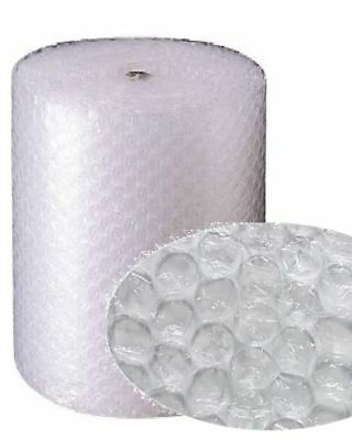 1 Roll Of Large Bubble Wrap Size 1000mm x 50m Protective Cushioning Packaging