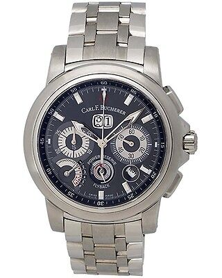 Carl F. Bucherer Patravi ChronoGrade Annual Calendar Men's Watch - $11,500