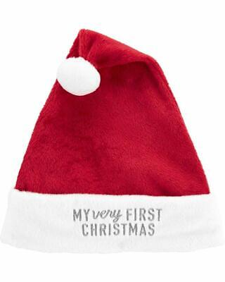 Babies Santa Hats (Carter's Baby My First Christmas Santa Hat 0-3 Months,)