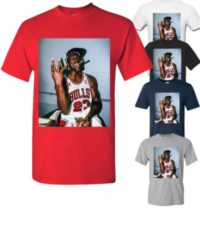 MICHAEL JORDAN Supreme Champion T-SHIRT NEW S M L XL 2X 3X 72-10 Season