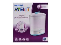 Brand new Philips Avent 2in1 steriliser