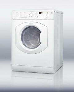 ariston arwdf129na 24in allinone ventless washer dryer combo 110v made in