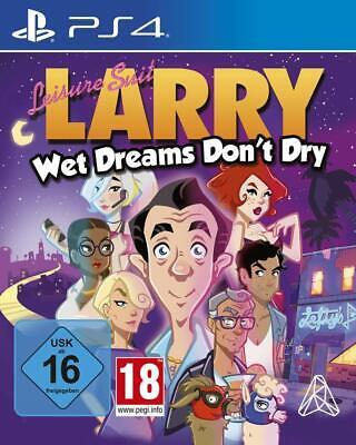 Leisure Suit Larry: Wet Dreams Don't Dry PS4 Neu & OVP