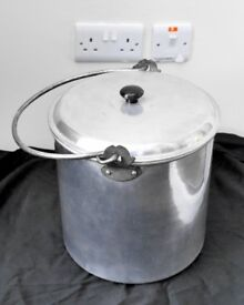 Boiling Pan steel 12.5 litres