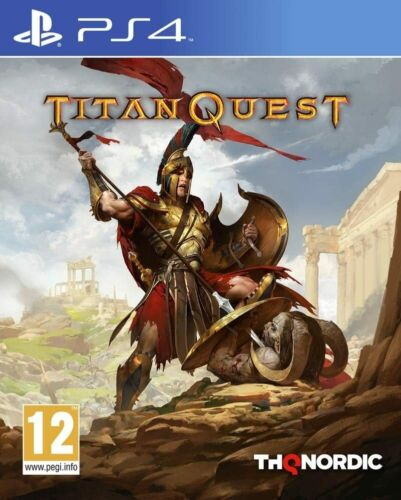 PS4+TITAN+QUEST+Playstation+4+NEW+SEALED+Game+%2A