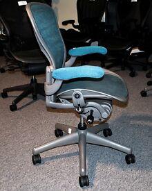 Herman Miller Aeron chair (pristine condition)