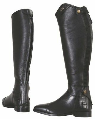 Tuffrider Wellesley Tall Riding Boots with Full Back Zipper Ladies