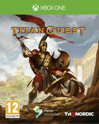 Xbox+One+TITAN+QUEST+NEW+SEALED+Game+%2A