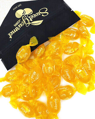 SweetGourmet Arcor Honey Filled Hard Candy - 2Lb  FREE SHIPPING! - Arcor Candy