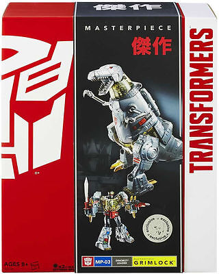 TRANSFORMERS Masterpiece Grimlock Generation 1 TOYS R US EXCLUSIVE MP-03