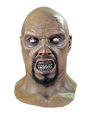 Land of the Dead Big Daddy Zombie Mask, Brown, Trick or Treat Studios - Big Daddy Zombie