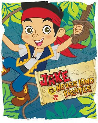 Jake and the Never Land Pirate Jake und die Nimmerland Piraten- Mini Poster