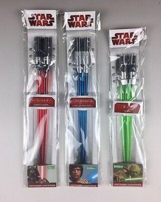 Kotobukiya Star Wars Yoda Luke Skywalker Darth Vader Lightsaber Chopstick Newf S