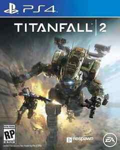 Titanfall 2 PS4. Excellent condition. Caloundra Caloundra Area Preview